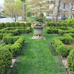 JLMN House Tour garden